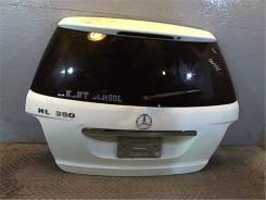 Подсветка номера Mercedes ML W164 2005-2011