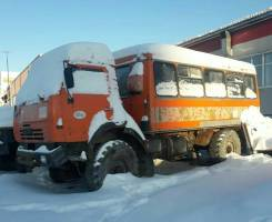 Камаз 4326. вахтовый автобус 4*4, 11 000 куб. см., 18 мест