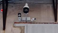 Установка охранно-пожарной сигнализации, видеонаблюдения, СКУД.