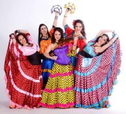 Цыганский ансамбль «Джелем» украсьте ваш праздник весельем!