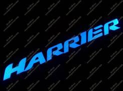 Накладка на порог. Toyota Harrier