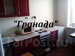 1-комнатная, улица Адмирала Горшкова 40. Снеговая падь, агентство, 40кв.м. Кухня