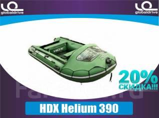 HDX Helium. 2018 год год, длина 3,90м.
