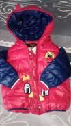 Куртки. Рост: 68-74, 74-80, 80-86, 86-92 см