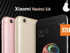 Xiaomi Redmi 5A. Новый, 16 Гб, Розовый