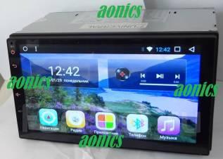 Магнитола 2DIN Универсальная на Android 7.1/wi-fi/GPS/BT/7/2018год. T8/