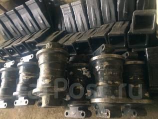 Каток гусеницы опорный. Hyundai R220LC Hyundai R210LC-7 Hyundai R250LC-7 Hyundai Robex