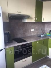 1-комнатная, проспект Красного Знамени 75. Некрасовская, частное лицо, 32 кв.м. Кухня