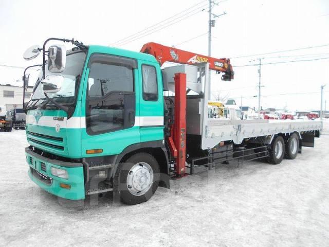 Isuzu Giga. Isuzu GIGA 1999г., 19 000 куб. см., 13 000 кг. Под заказ