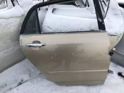 Дверь задняя правая Toyota Corolla Allex, RUNX NZE121, NZE124