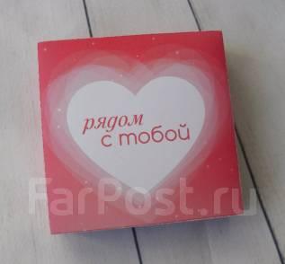 Коробочка с фотографиями. Подарок на годовщину свадьбы. Под заказ