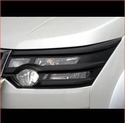 Накладка на фару. Mitsubishi Delica D:5, CV1W, CV2W, CV4W, CV5W Mitsubishi Delica, CV5W