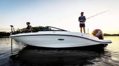 Searay. 2018 год год, длина 6,63м., двигатель подвесной, 115,00л.с., бензин. Под заказ