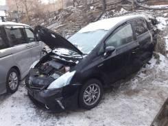 Крыло. Toyota Prius a, ZVW41, ZVW41W