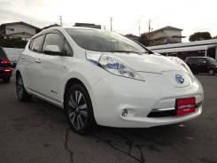 Nissan Leaf. автомат, передний, электричество, 47 000тыс. км, б/п. Под заказ