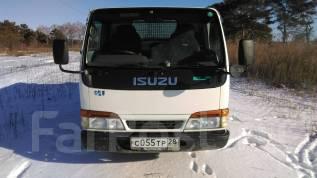 Isuzu Elf. Продаётся грузовик самосвал , 4 334 куб. см., 3 000 кг.