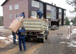 Вывоз строительного мусора. Самосвалы 4т, 5т , 10 т, 20 т, 25 т
