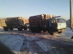 КамАЗ 5320. Камаз лесовоз сортиментовоз., 11 000 куб. см., 10 т и больше