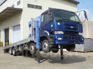 Nissan Diesel Big Thumb. 2002, 13 070 куб. см., 15 000 кг. Под заказ