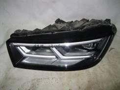 Фара. Audi Q5, FYB Двигатели: DAXB, DETA