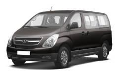 Hyundai H1. Без водителя