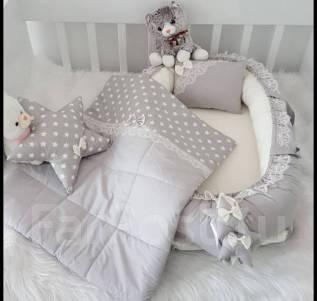 Пледы-подушки.