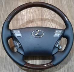 Подушка безопасности. Lexus LS460
