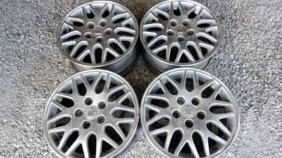 Toyota. 6.5x16, 5x114.30, ET50, ЦО 73,0мм.