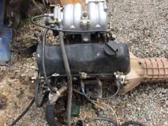 Двигатель в сборе. Chevrolet Niva, FAM1 Двигатель BAZ2123