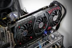 Майнинг Ферма из 5 GTX GeForce GTX1080TI. . Под ключ!