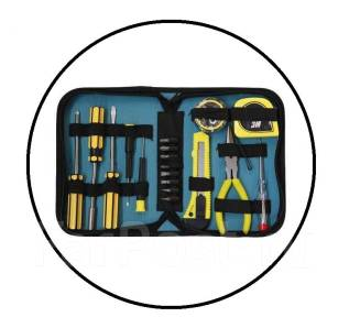 Подарок мужчине набор инструментов из 19 предметов Packard Spence PSTS