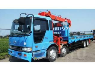 Hino Profia. 1996 Кран 5 тонн, 20 780 куб. см., 15 000 кг. Под заказ