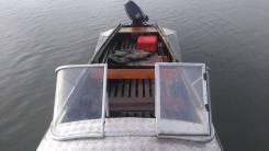 Казанка-М. Год: 2013 год, длина 4,50м., двигатель подвесной, 18,00л.с., бензин