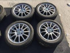 165/55 R14 Bridgestone Blizzak Revo GZ литые диски 4х100 (L18-1401)