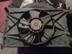 Радиатор охлаждения двигателя. Toyota Opa, ACT10, ZCT10, ZCT15 Двигатель 1ZZFE