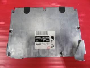 Блок управления двс. Toyota Mark II, JZX110 Двигатель 1JZGTE