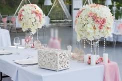 Свадебное оформление Woodland weds