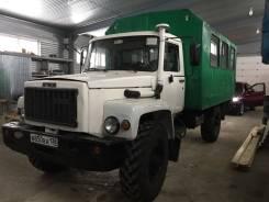 ГАЗ-3308 Егерь. ГАЗ Вахтовка 4Х4, 4 750 куб. см.
