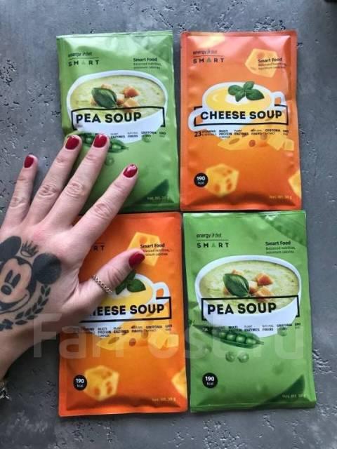 Супы, борщи, бульоны.
