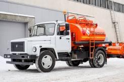 АТЗ Т-4. Продается 4389GY ГАЗ-33098 (4,9 м3; 2 отс. ; СЦЛ-01А-Т, АТЗ), 4 000куб. см.