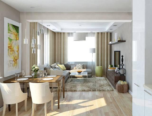Дизайн интерьера жилых и общественных помещений