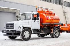 АТЗ Т-4. 4389GY ГАЗ-33098 (4,9 м3; 2 отс. ; СЦЛ-01А-Т, АТЗ), 4 750 куб. см., 5,00куб. м.