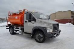 ГАЗ ГАЗон Next C41R13. 4389JY ГАЗ-C41R13 (NEXT, 5,3м3, 2 отс. АТЗ)