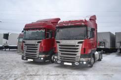 Scania R420. Тягачи 2011-12г, 11 700 куб. см., 25 000 кг.