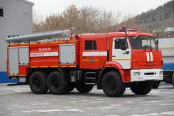 Камаз 43118 Сайгак. Автоцистерна пожарная АЦ-6,0-70 (43118), 11 762 куб. см., 6,00куб. м.