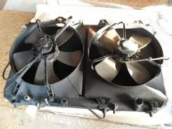 Радиатор охлаждения двигателя. Toyota Camry, SV32 Двигатель 3SFE