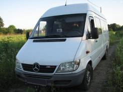 Mercedes-Benz Sprinter 311 CDI. Машина, 2 200 куб. см., 1 500 кг.