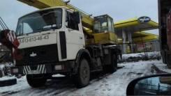 Ивановец КС-35715. Автокран ивановец кс-35-715, 9 800 куб. см., 16 000 кг., 18 м.