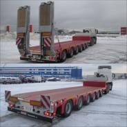 Faymonville. Продам трал тяжеловоз низкорамник MaxTrailer 6 осей, 70 500 кг.