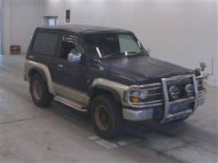 Nissan Safari. WYY60, RD28T
